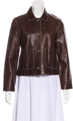Frye Casual Long Sleeve Jacket