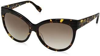Elie Tahari Women's EL 167 TS Cateye Sunglasses