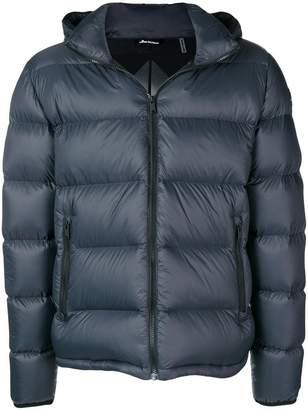 Moose Knuckles padded hooded jacket