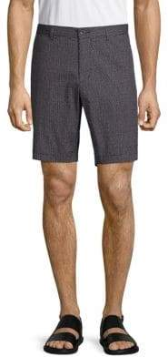 Saks Fifth Avenue Textured Stretch Shorts