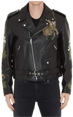Loewe Biker Leather Jacket