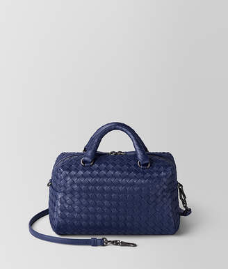 Bottega Veneta ATLANTIC INTRECCIATO NAPPA TOP HANDLE BAG
