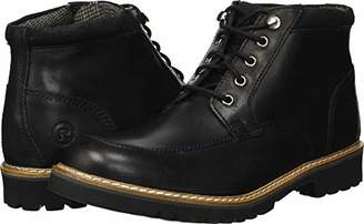 Rockport Men's Marshall Rugged Moc Toe Boot