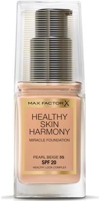 Max Factor Healthy Skin Harmony Foundation 30ml - 35 Pearl Beige