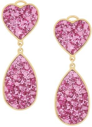 Shourouk Kim drop earrings