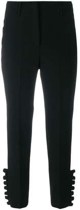 Incotex cropped trousers