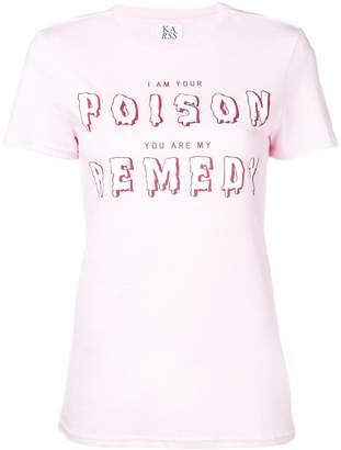 Zoe Karssen Poison T-shirt