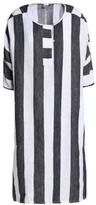 OAK Striped Linen Dress