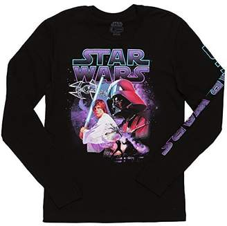 Fifth Sun Star Wars Father and Son Long Sleeve Adult T-Shirt
