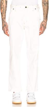 Jacquemus Jeans in White   FWRD