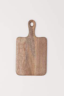 H&M Small Wooden Cutting Board - Beige