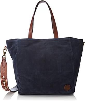 Timberland Women's TB0M5757 Tote Bag Blue