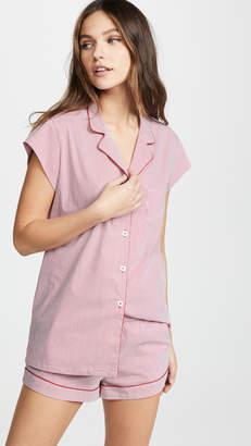 1f2109995c Red Stripe Pajamas - ShopStyle