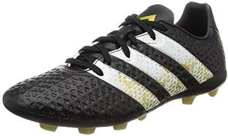 adidas (アディダス) - [アディダス] サッカースパイク エース 16.4 AI1 J コアブラック/ランニングホワイト/ゴールドメット 17.0(17cm) (現行モデル)