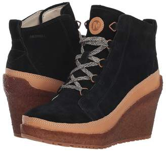 Merrell Tremblant Wedge Lace Women's Lace-up Boots