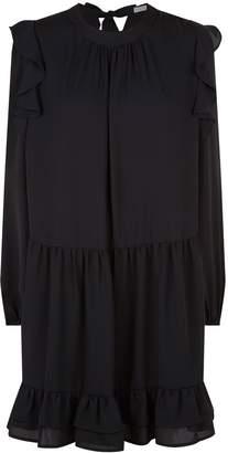 Claudie Pierlot Frill Mini Dress