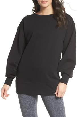 Zella Boxy Crop Sweatshirt