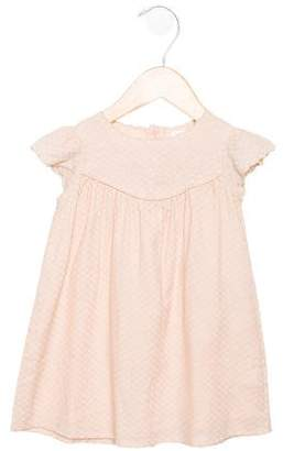 Louis Louise Girls' Patterned A-Line Dress w/ Tags