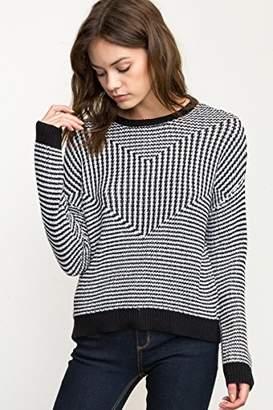 RVCA Women's Light up Sweater