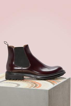 Church's Genie leather ankle boots