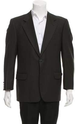 Fendi Super 100'S Virgin Wool Blazer