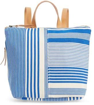 Mercado Global Mini Lorena Woven Backpack