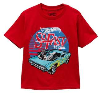 Hot Wheels HAPPY THREADS So Fast So Cool Tee (Toddler & Little Boys)