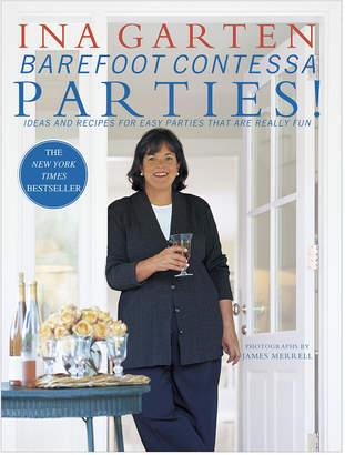 Penguin Random House Random House Barefoot Contessa: Parties Hardcover Book