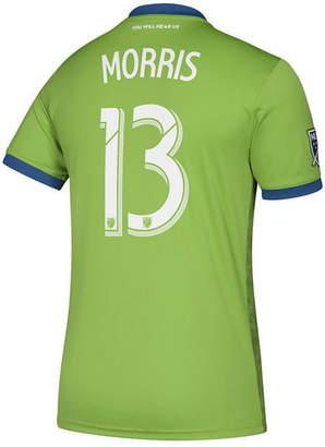 adidas Men's Jordan Morris Seattle Sounders Fc Primary Replica Player Jersey