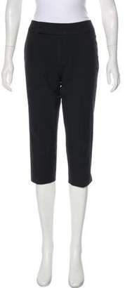 Ralph Lauren Mid-Rise Cropped Pants