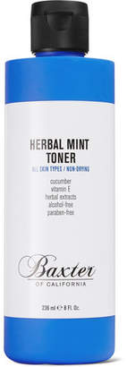 Baxter of California Herbal Mint Toner, 236ml