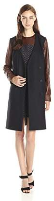 Theory Women's Quennel Compact Wool Jacket