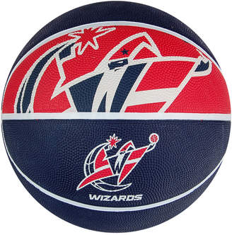 Spalding Washington Wizards Size 7 Courtside Basketball