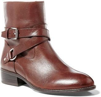 Ralph Lauren Makalia Calfskin Boot $139 thestylecure.com