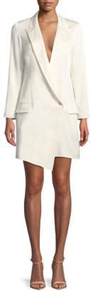 Alexis Aliyah One-Button Blazer Dress