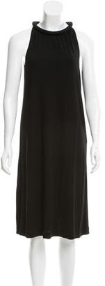 A.P.C. Sleeveless Midi Dress $85 thestylecure.com