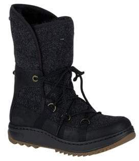 Sperry Arctic Grip Powder Ice Faux Fur-Lined Winter Boots
