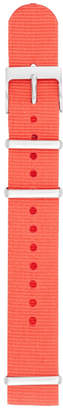 Fossil 18mm Coral Polyester Watch Strap