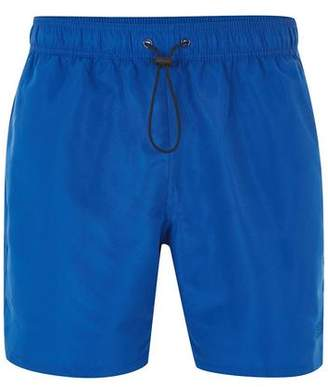 Topman Mens Cobalt Blue Board Shorts