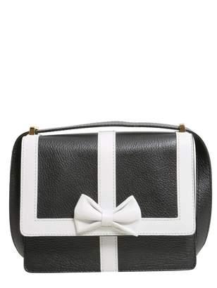 Moschino Bow Detail Crossbody Bag