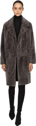 Drome Reversible Fur Coat
