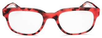 Corinne McCormack Brandy Rectangle Readers, 51mm