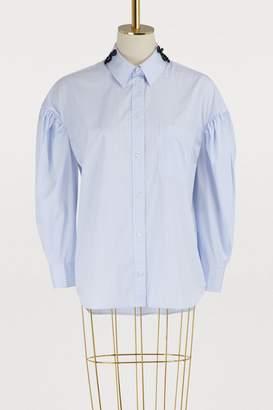 Simone Rocha Cotton shirt