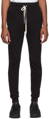 John Elliott Black Rio Lounge Pants