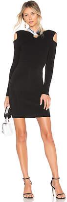 Versus By Versace Cutout Dress
