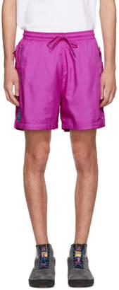 Nike ACG Purple Track Shorts