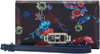 Rebecca Minkoff Love Lock iPhone X/Xs Leather Wristlet Folio