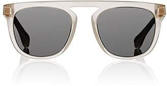 Maison Margiela Women's MMRAW004 Sunglasses - Champagne