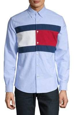 Tommy Hilfiger Classic Button-Down Shirt