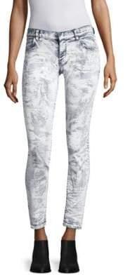 Faith Connexion Painted Denim Pants
